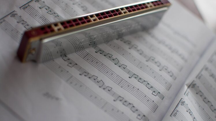 Nauka gry na harmonijce